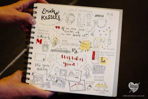 Sketchnotes Erik Kessels TYPO 2015