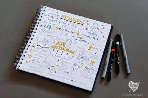 Sketchnotes Republica 2016
