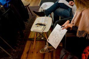 Sketchnote Workshop Berlin Oktober 2017