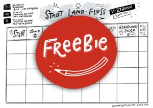 Sketchnote Love Freebie