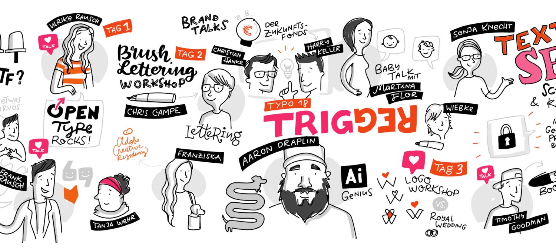 Sketchnotes Digital TYPO recap