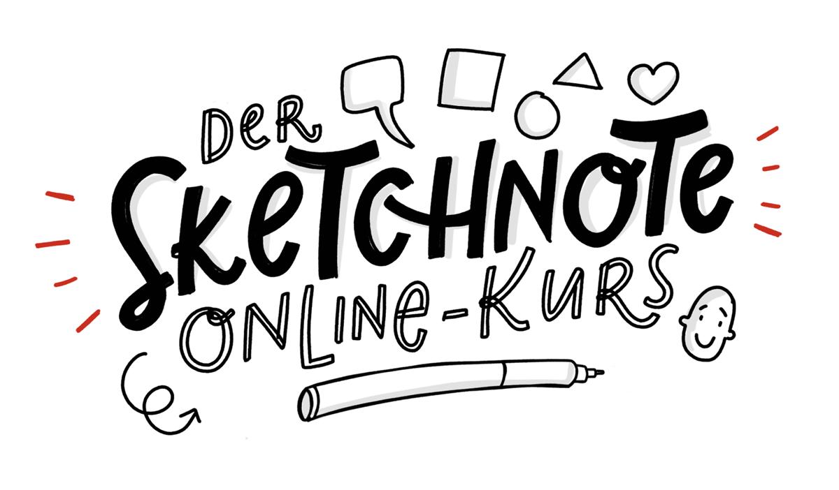 Sketchnotes Onlinekurs