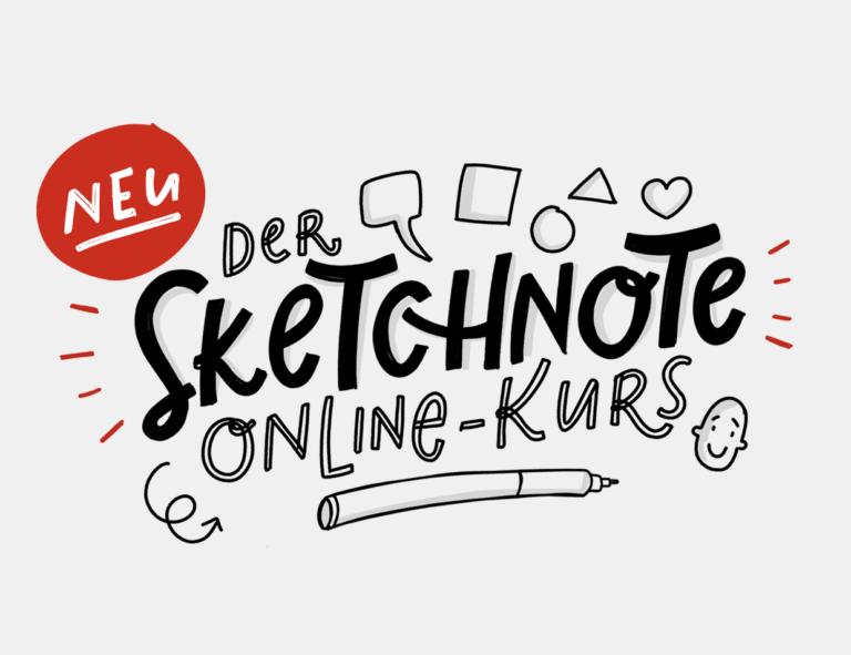 Sketchnotes Kurs