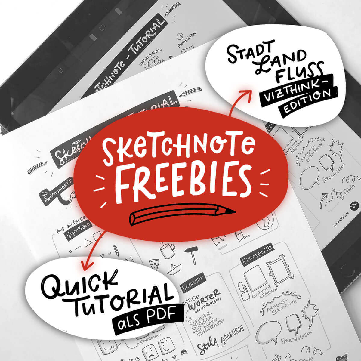 Sketchnotes Freebie