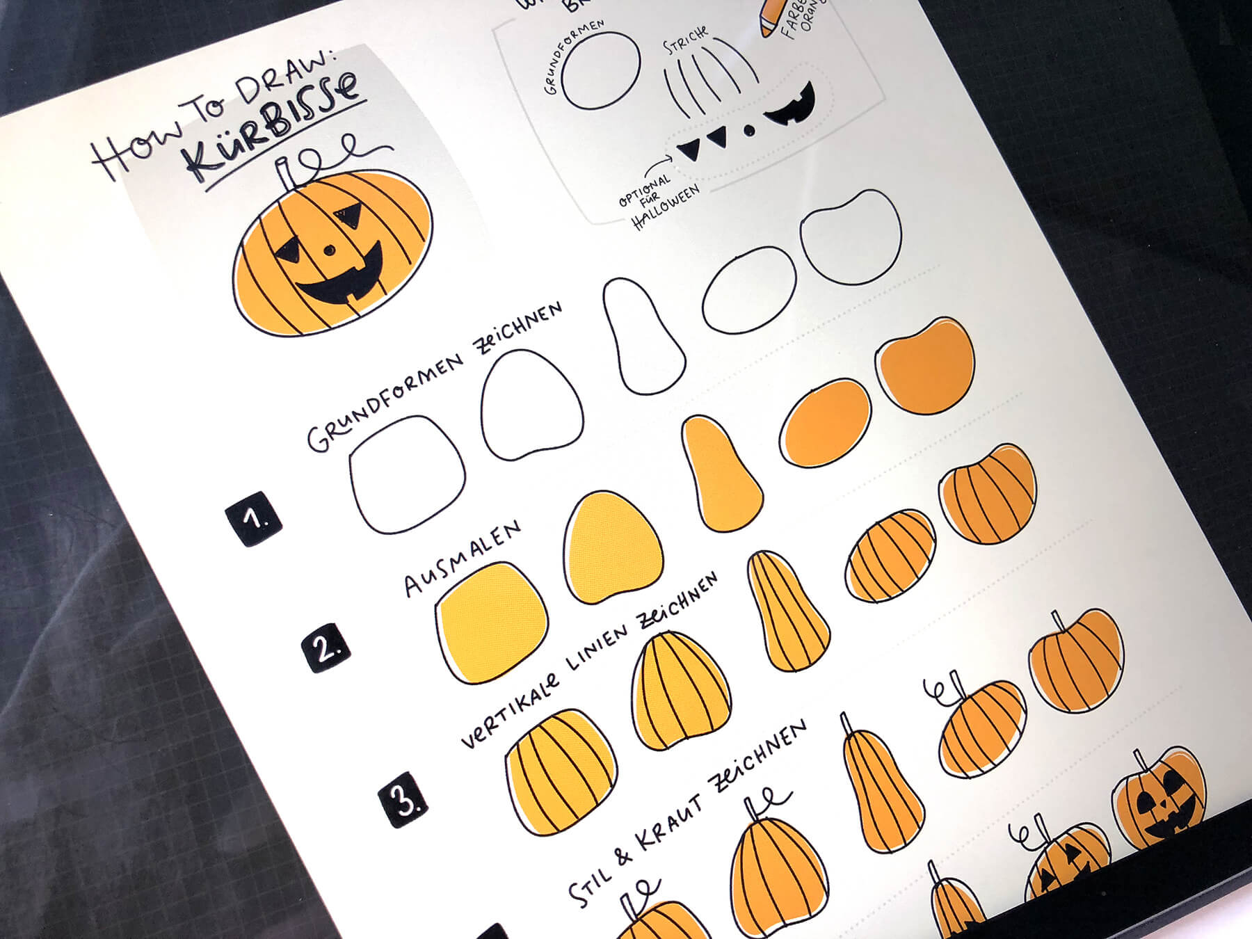 Sketchnotes Halloween Header