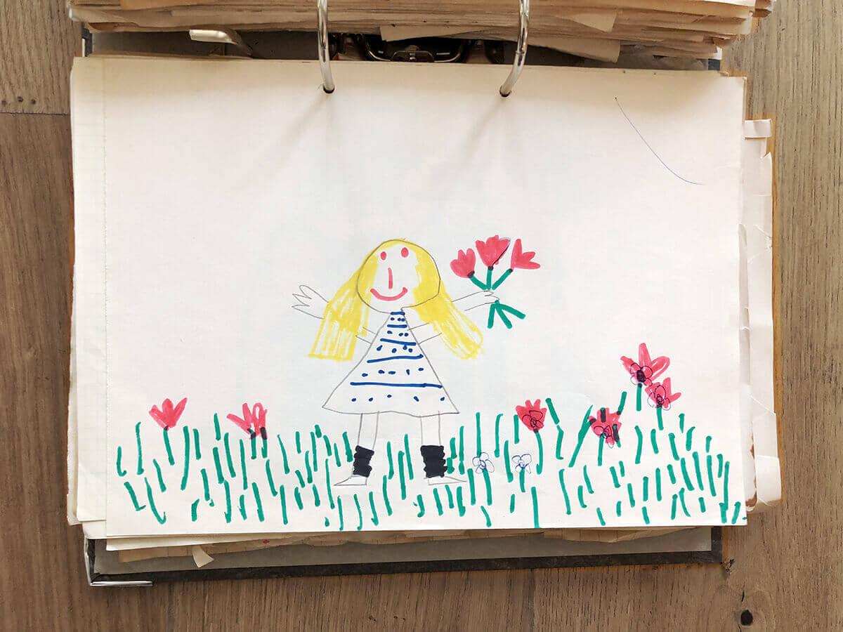 Sketchnote Kinderzeichnung