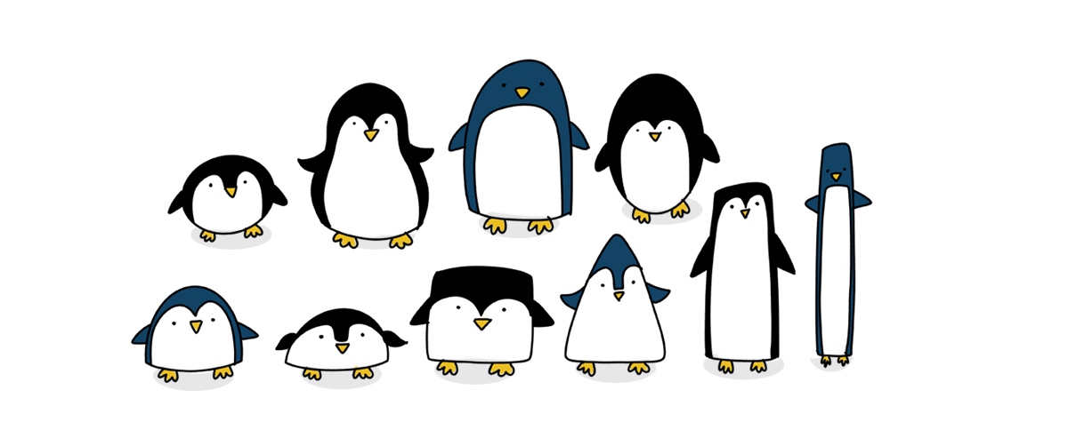 Sketchnotes How to Draw Pinguins
