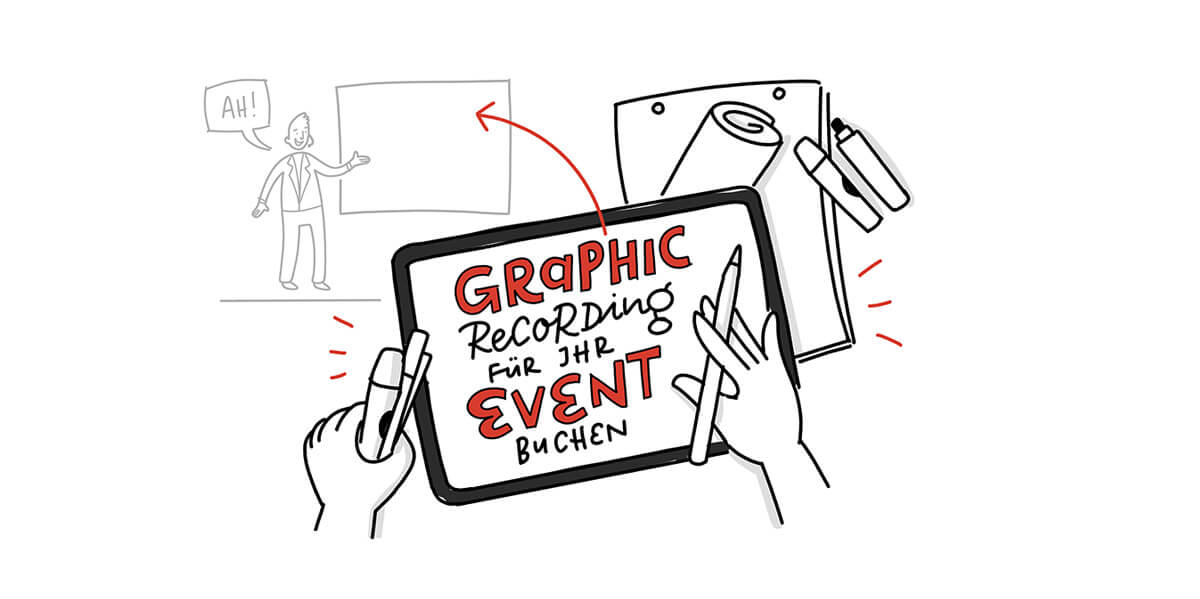 Graphic Recording buchen