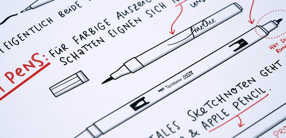 Sketchnotes Material