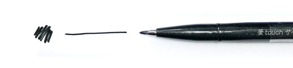 Sketchnotes Stifte Pentel Touch