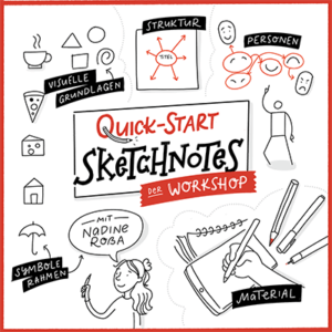 Mini Sketchnotes Tutorial - Sketchnote Love