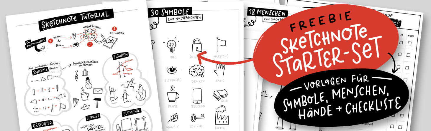 Sketchnote Love Newsletter