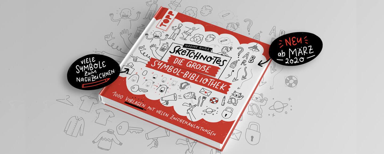 Sketchnotes Symbolbibliothek