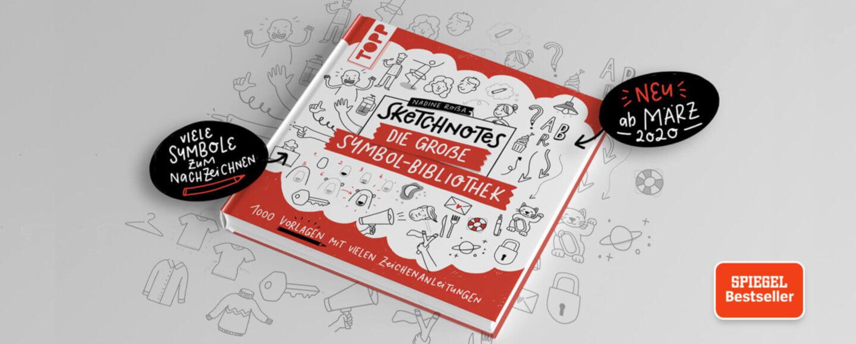 Symbolbibliothek Sketchnotes