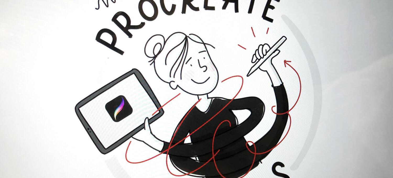 Procreate Hacks für Sketchnotes