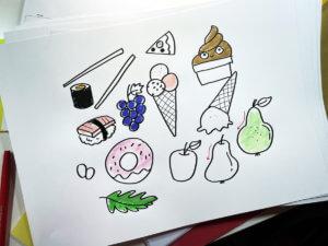 Anleitungen zum Zeichnen von Symbolen